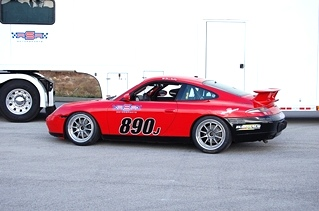 Porsche Race Prep Service