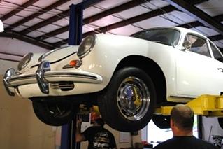 Classic Porsche Service