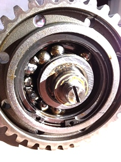 IMS Bearing Failure Porsche