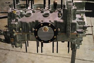 Porsche Engine Rebuild