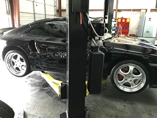 Porsche Turbo Repair