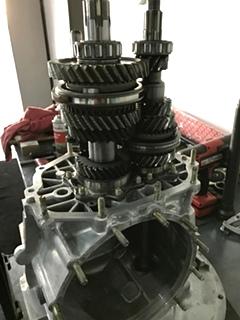 Porsche Transmission Repair
