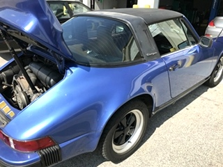Air Cooled Classic PORSCHE Repair