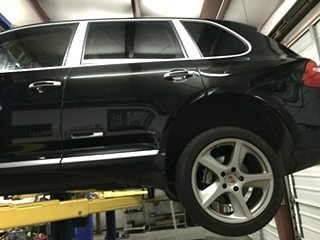 PORSCHE OIL SERVICE and MAINTENANCE