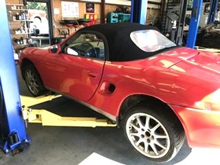 Porsche Valve Job