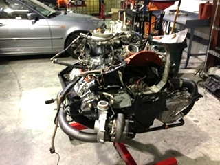 Porsche 911 Turbo Repair