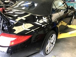 Porsche Coolant Leak