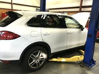 Porsche Cayenne Service and Repair